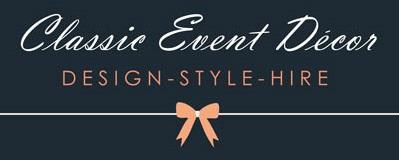 Classic Event Decor Logo